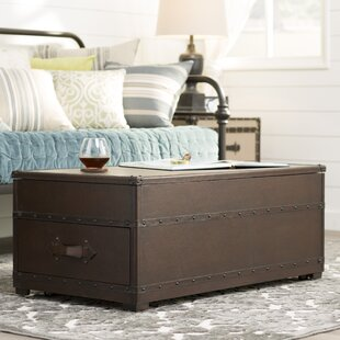 Jefferson Coffee Table by Three Posts