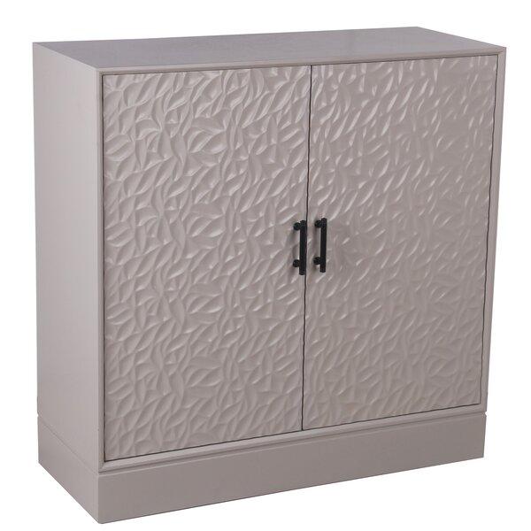 Gamella 2 Door Square Accent Cabinet