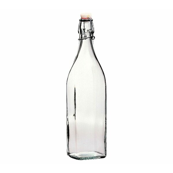 Swing Bottle Decanter (Set of 6) by Bormioli Rocco