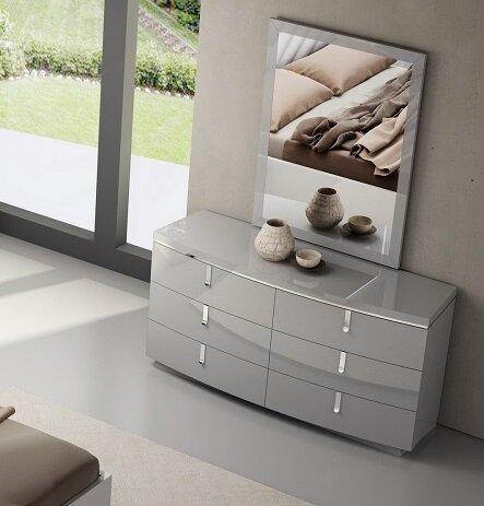 Comfrey 5 Drawer Double Dresser by Mercer41