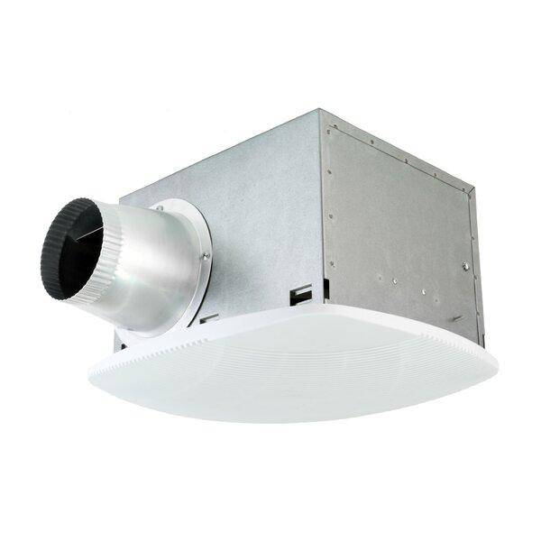NuVent 80 CFM Quiet Bathroom Fan by Nuvent