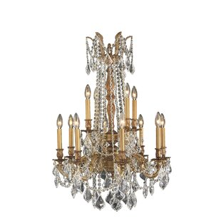 Radtke Traditional 12-Light Candle Style Chandelier By Astoria Grand
