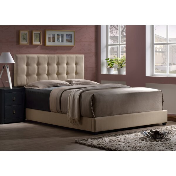 Kalel Upholstered Standard Bed by Andover Mills