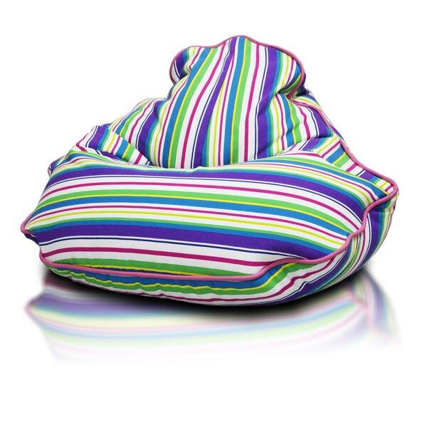 Bean Bag Lounger by Furini