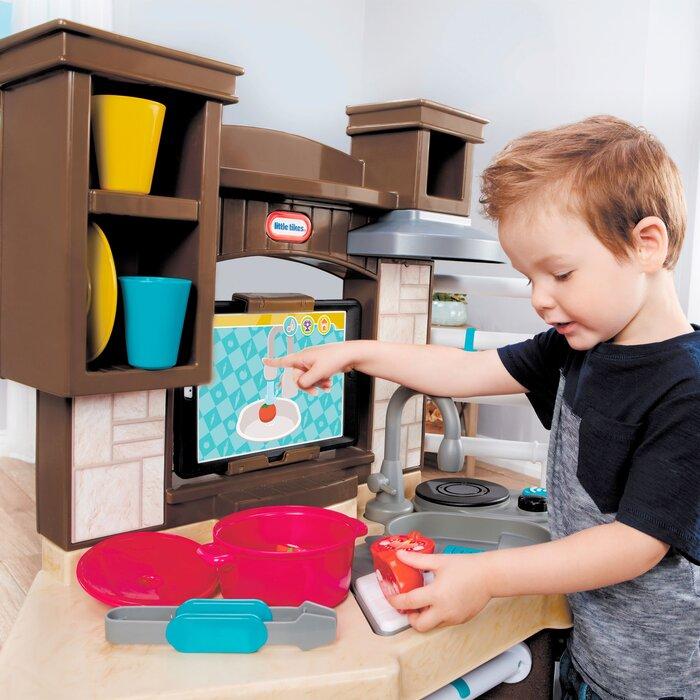 Cook N Learn Smart Kitchen Set