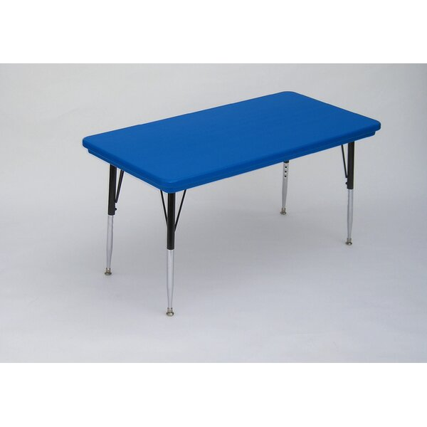 72 x 30 Rectangular Activity Table by Correll, Inc.