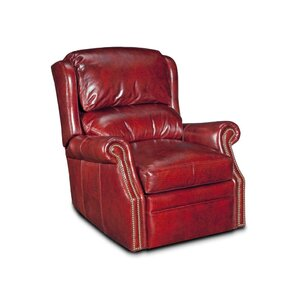 Stellan Leather Power Wall Hugger Recliner by Bradington-Young