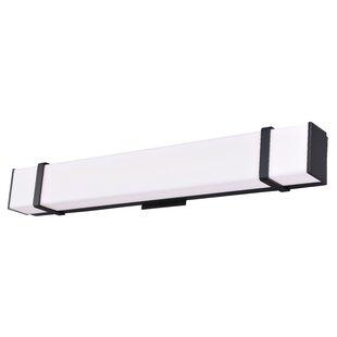 Price comparison Noah 1-Light Bath Bar By Vaxcel