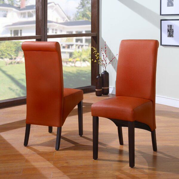 Cosmo Parsons Upholstered Dining Chair (Set of 2) by Modus Furniture
