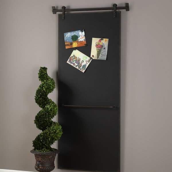 Austin Wall Mounted Chalkboard, 83 x 39 by Uttermo