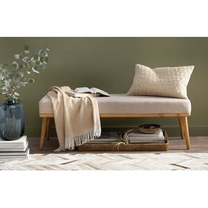 Vivienne Upholstered Bench by Porthos Home