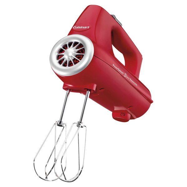 PowerSelect 3-Speed Hand Mixer by Cuisinart