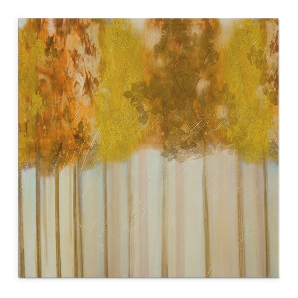 Morning Light by Susan Jill Painting Print on Wrapped Canvas by Wexford Home