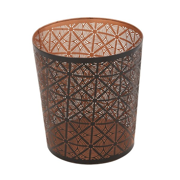 Metal Waste Basket by Cole & Grey