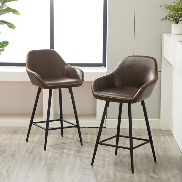 Lansdale 24 Barstool (Set of 2) by Williston Forge
