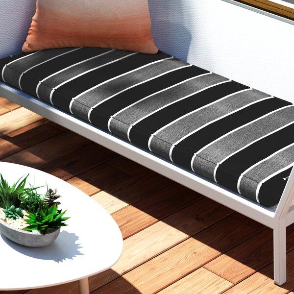 Hinkel Indoor/Outdoor Sunbrella Bench Cushion