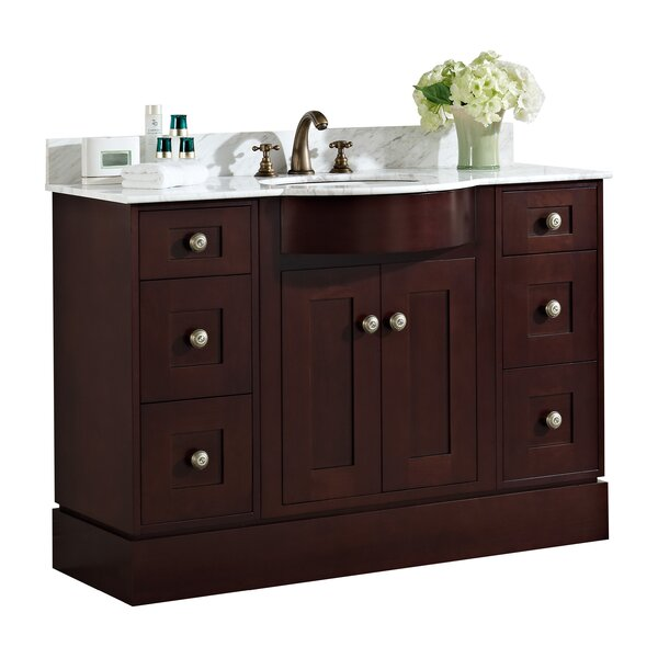 48 Single Transitional Bathroom Vanity Set by American Imaginations
