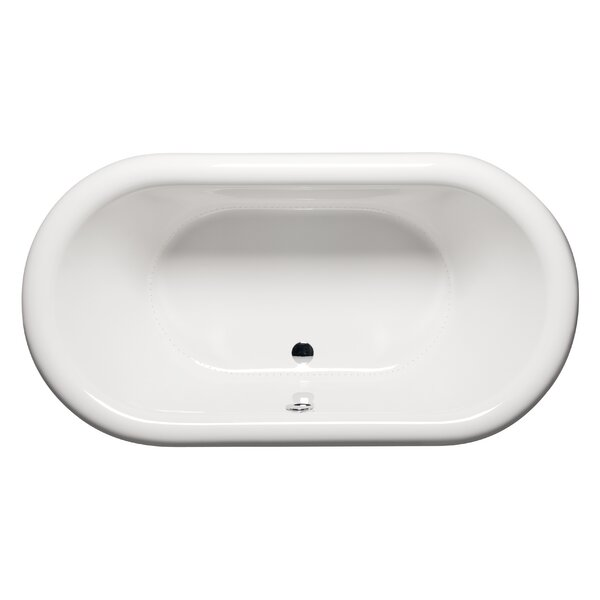 Rianna 71 x 35 Freestanding Bathtub by Americh