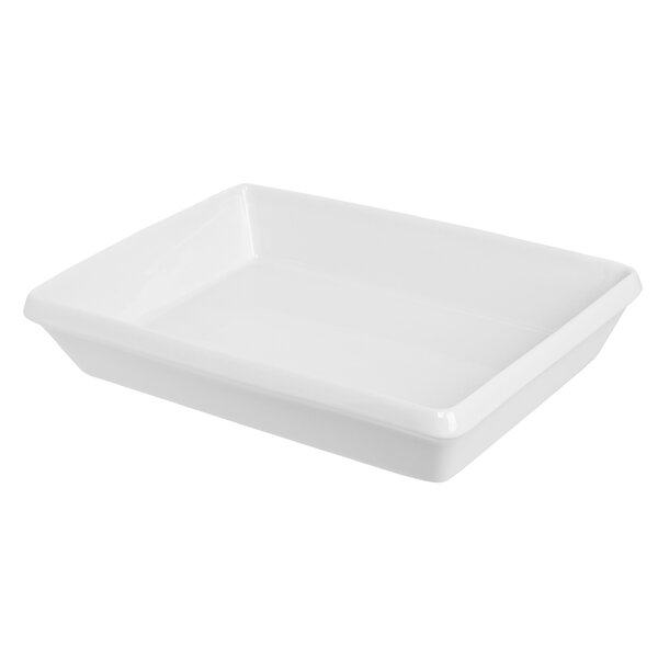 Rectangular Porcelain Baking Dish by Honey Can Do