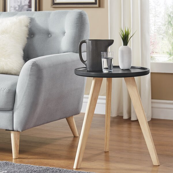 Swofford End Table by Wrought Studio