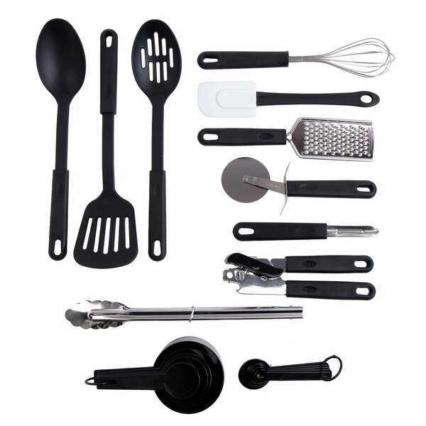 20 Piece Kitchen Utensil Set by Gibson