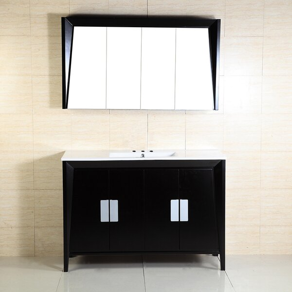 48 Single Sink Vanity by Bellaterra Home
