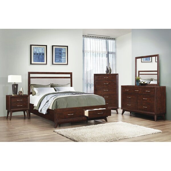 Zeta Platform Configurable Bedroom Set by Mercury Row