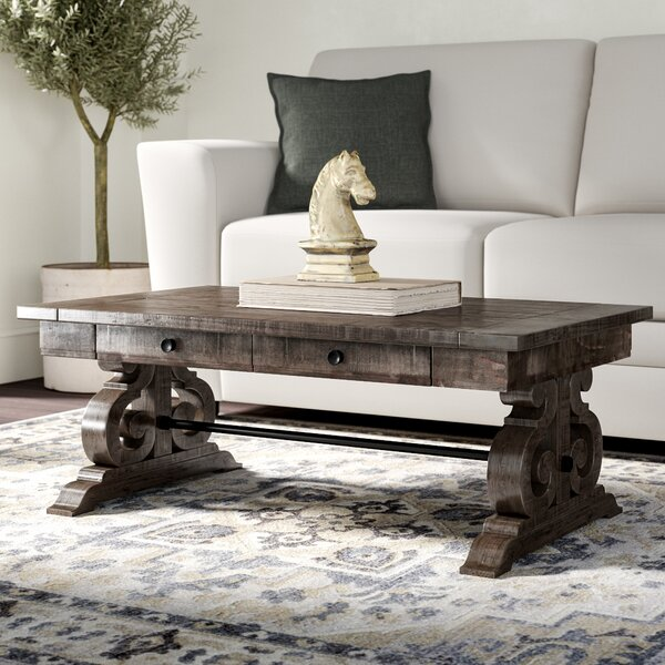 Ellenton Coffee Table With Storage By Greyleigh