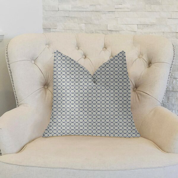 Cayton Luxury Throw Pillow by Longshore Tides