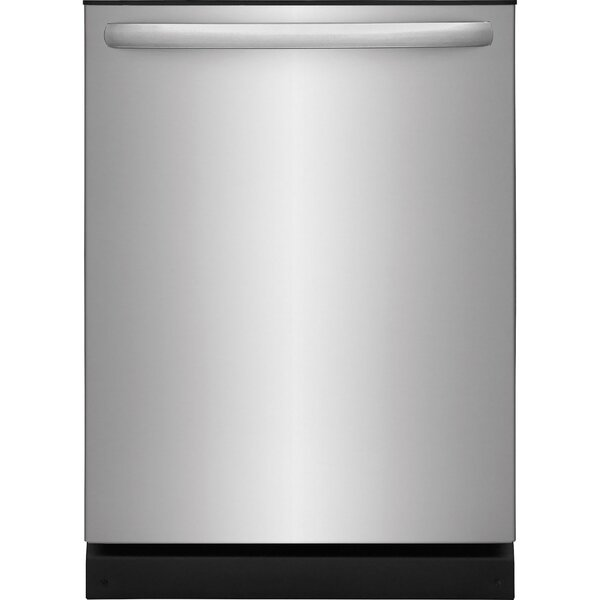 24 54 Dba Built In Dishwasher With Orbit Clean By Frigidaire.