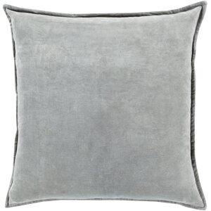 Bradford Smooth 100% Cotton Throw Pillow