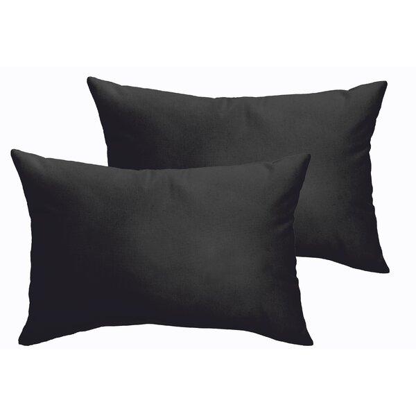Pellot Indoor/ Outdoor Lumbar Pillow (Set of 2) by Brayden Studio