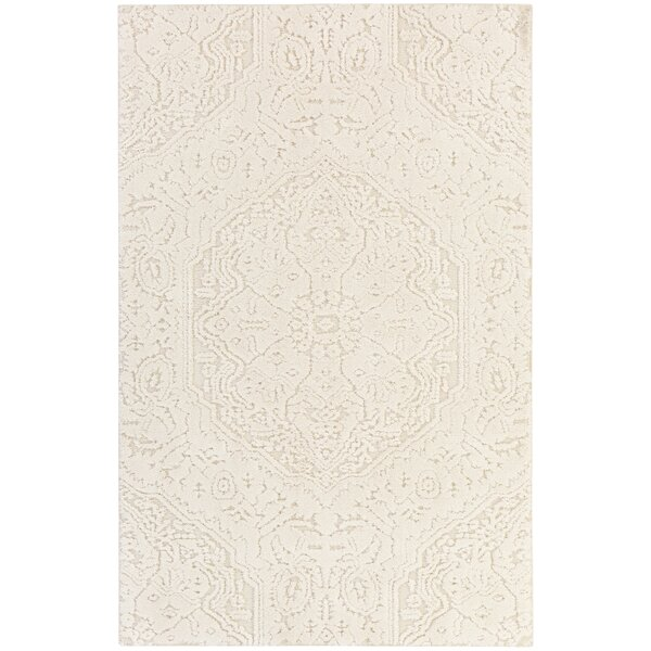 Murrayville Cream Area Rug by Darby Home Co