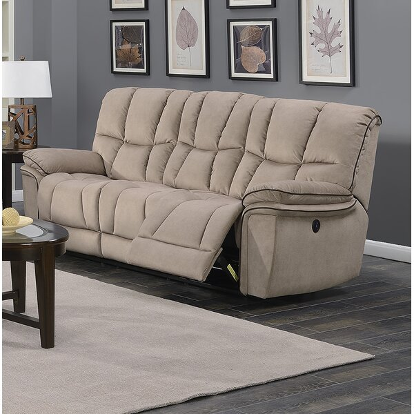 Coen Reclining Sofa by Red Barrel Studio