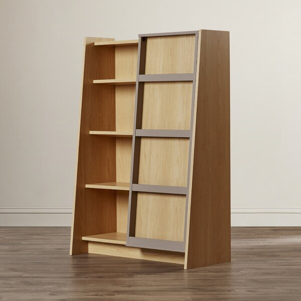 Samira Standard Bookcase by Latitude Run