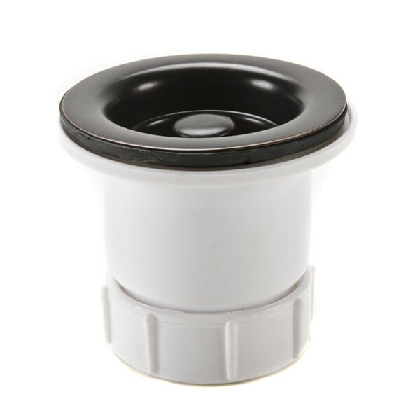 2 Lift and Turn Kitchen Sink Drain by Premier Copper Products