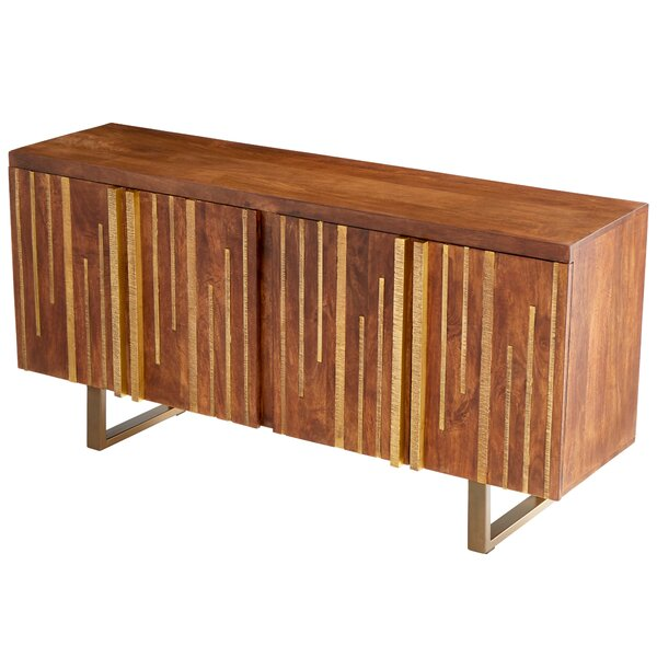 Oxford Mango Wood Accent Cabinet by Cyan Design