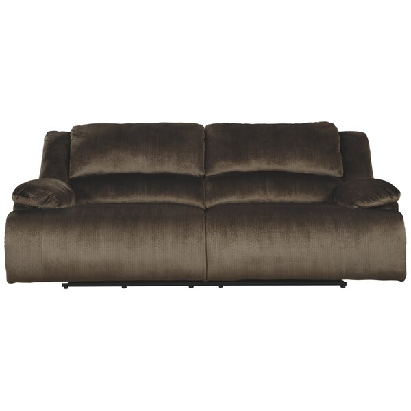 Heiko Reclining Sofa By Winston Porter