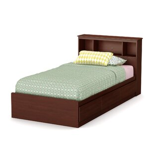 Compare prices Little Treasures Twin Mates Bed with Drawers BySouth Shore