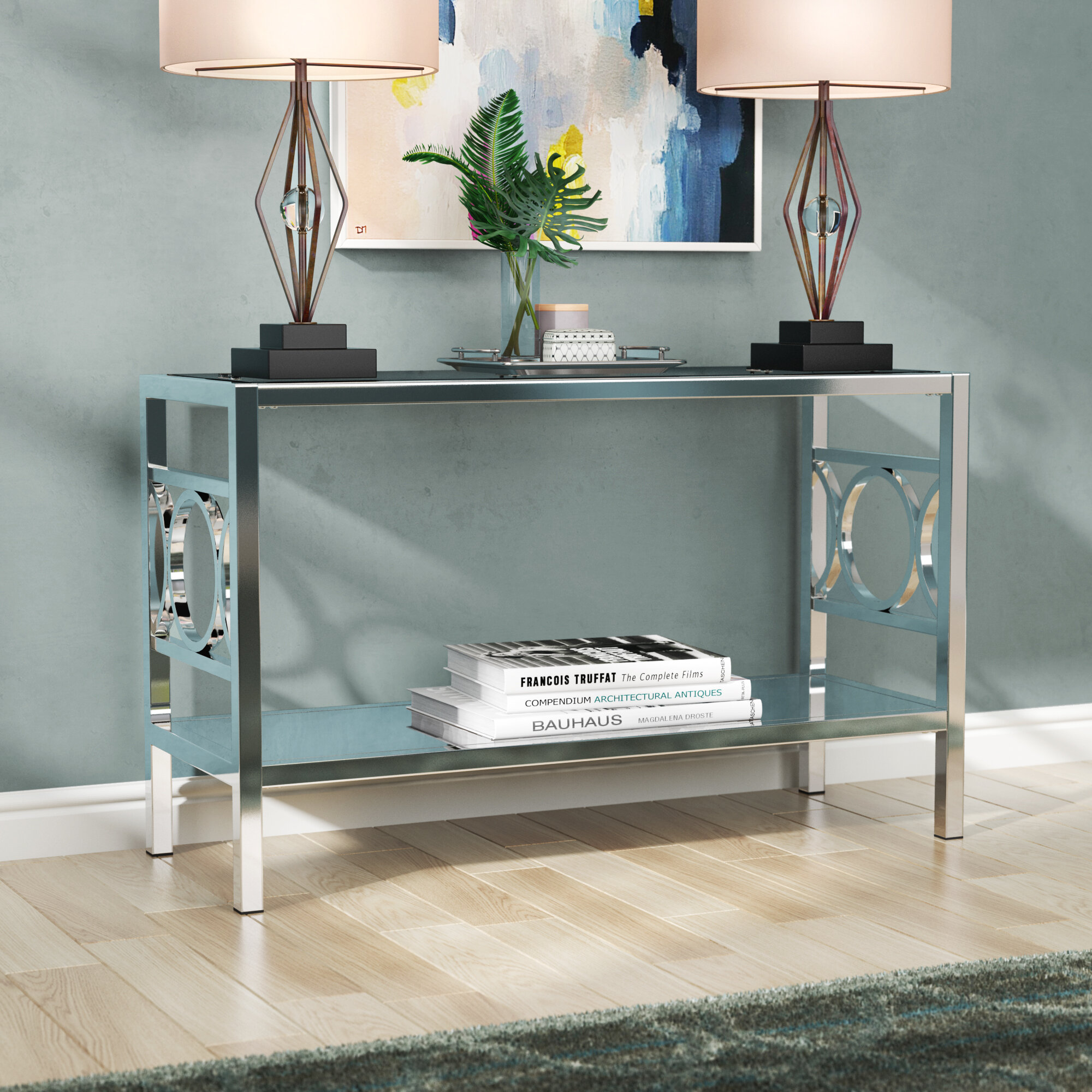 12 Inch Depth All Console Tables | Wayfair