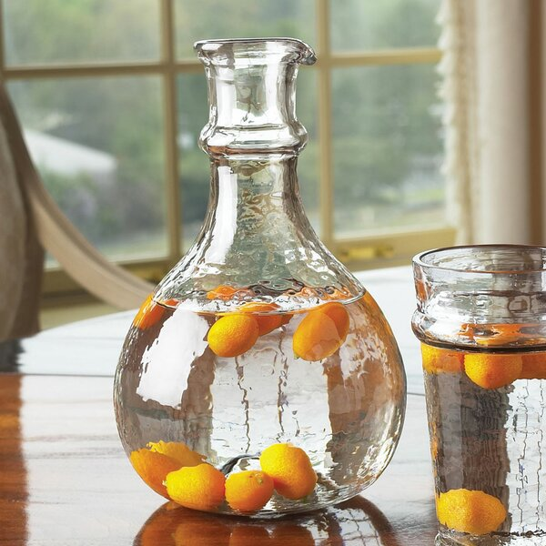 Madison Glass 56 oz Decanter by August Grove