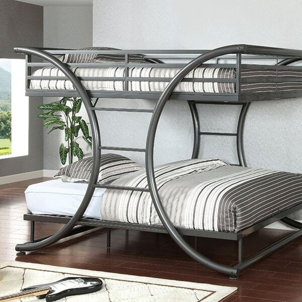 Clanton Full Bunk Bed by Zoomie Kids