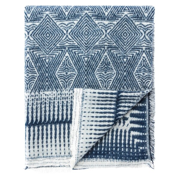 Brantley Geometric Throw by Eider & Ivory