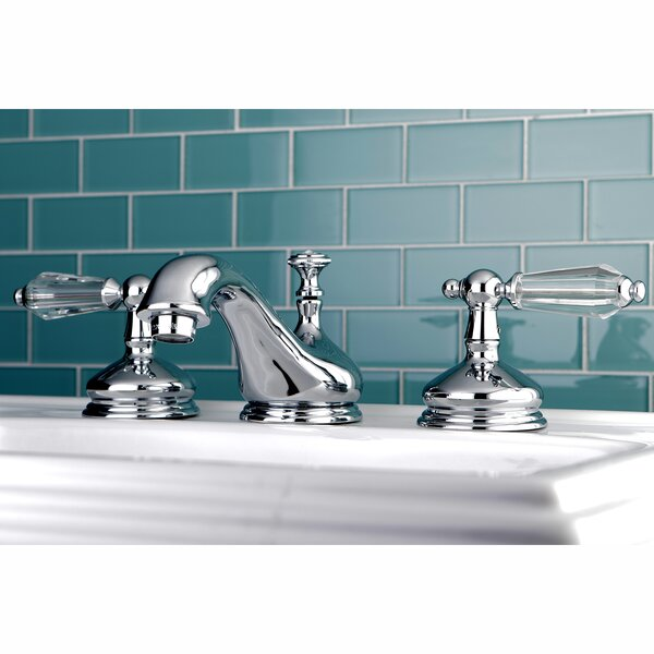 Wilshire Standard Bathroom Faucet with Drain Assembly by Kingston Brass Kingston Brass
