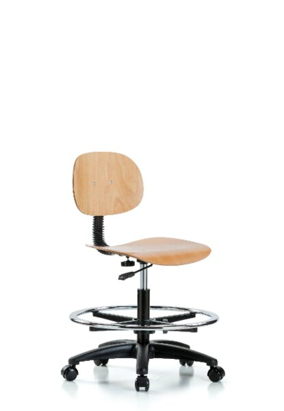Estefania Ergonomic Office Chair by Symple Stuff