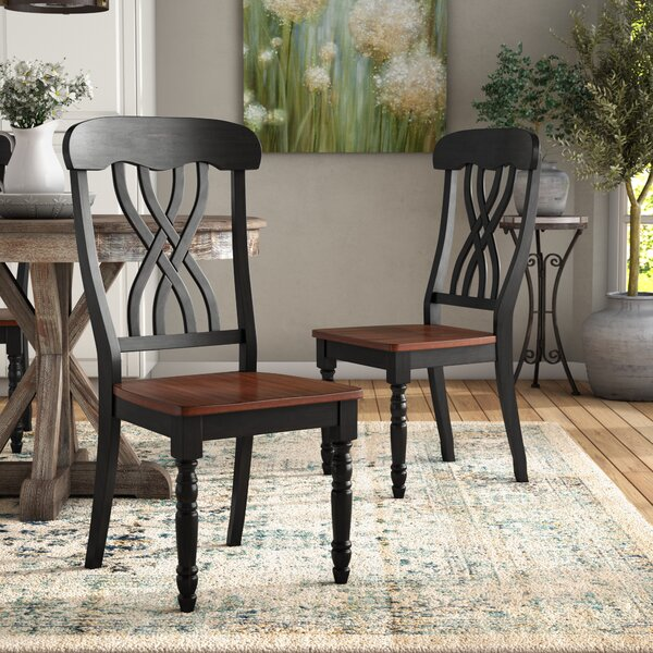 Heidi Dining Chair (Set of 2) by Alcott Hill