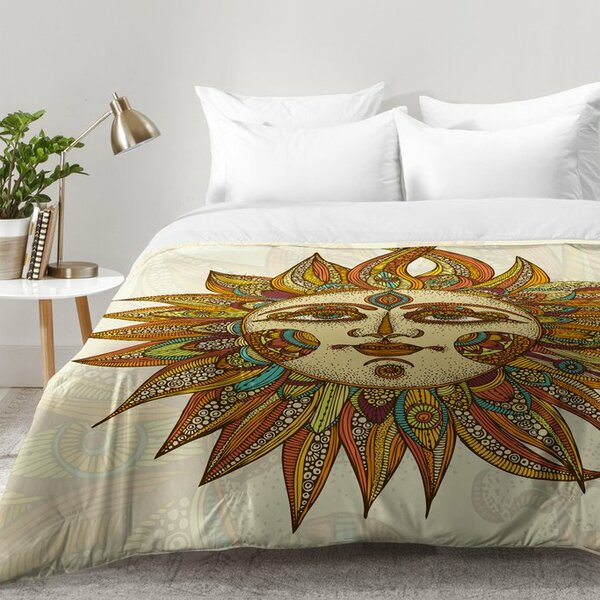 Helios Comforter Set by East Urban Home