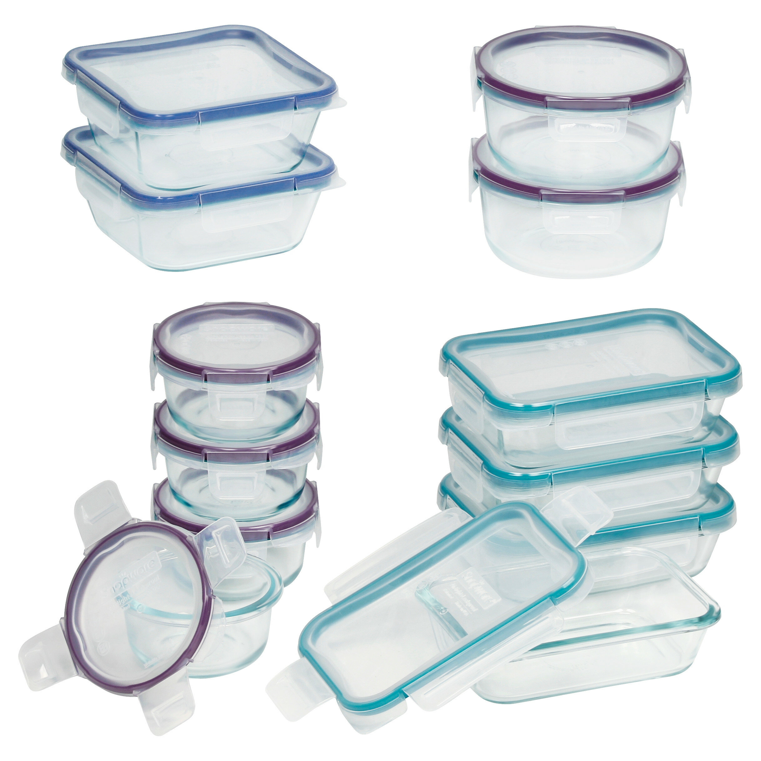 Beau Snapware Snapware® 12 Container Food Storage Set U0026 Reviews | Wayfair