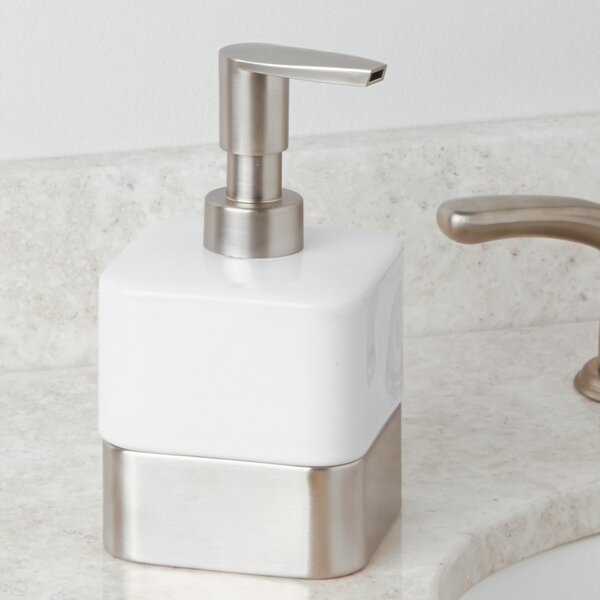 Blocton Soap Dispenser by Wrought Studio