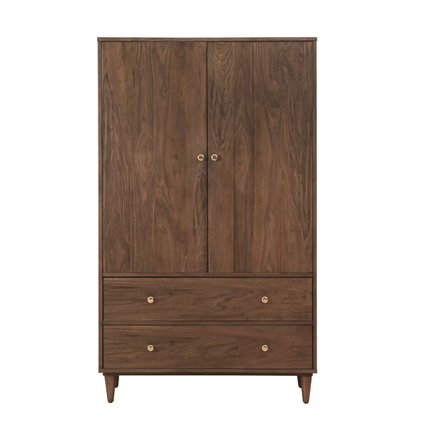 Malena Armoire By Bloomsbury Market by Bloomsbury Market Top Reviews